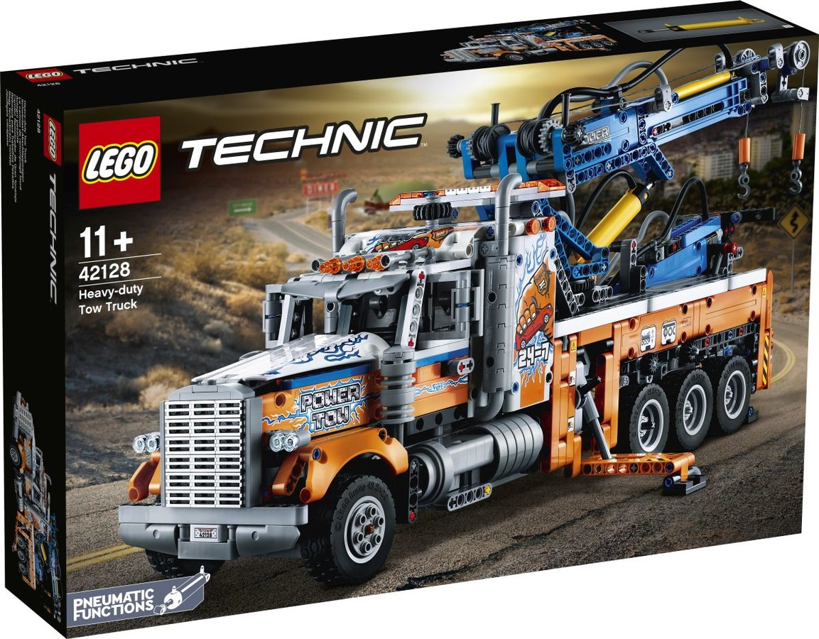 42128 - Nagy terherbírású vontató