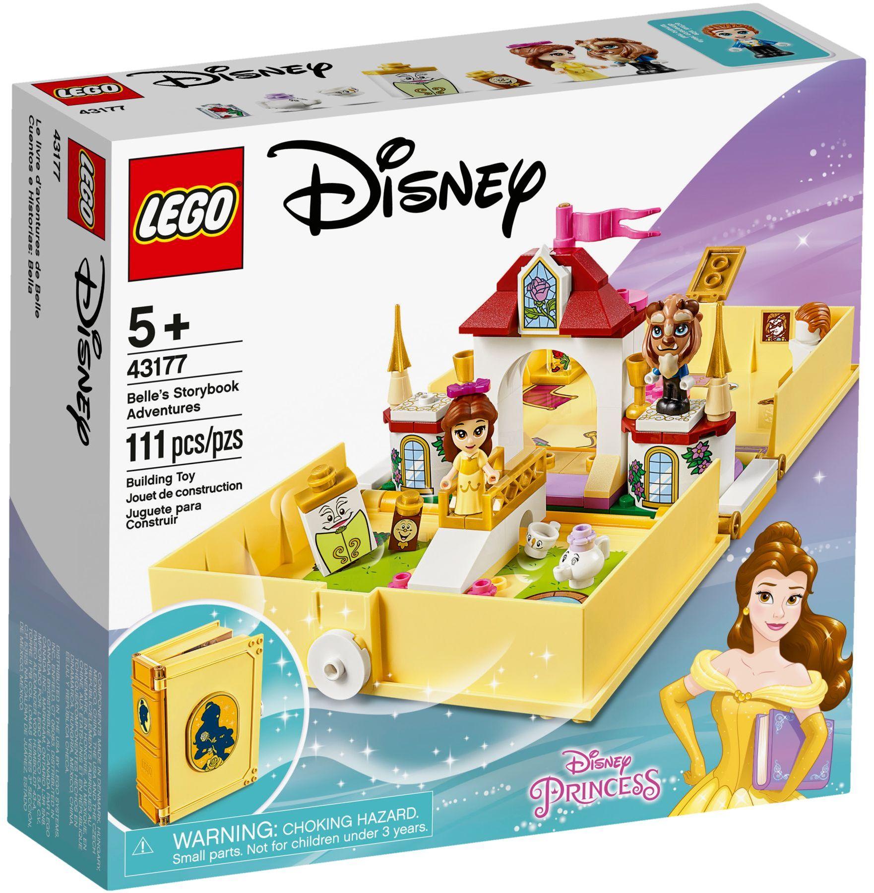 LEGO® 43177 - Belle mesekönyve