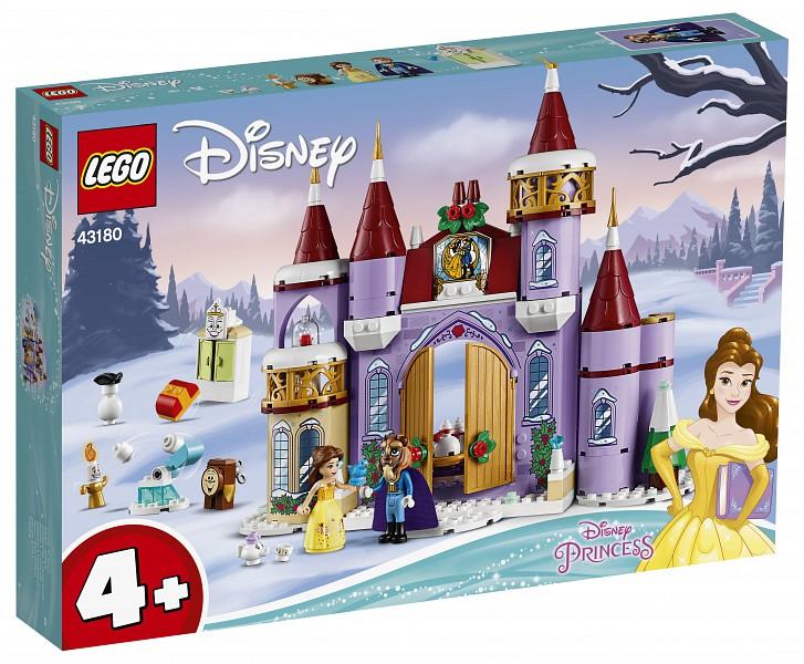 LEGO® 43180 - Belle téli ünnepsége