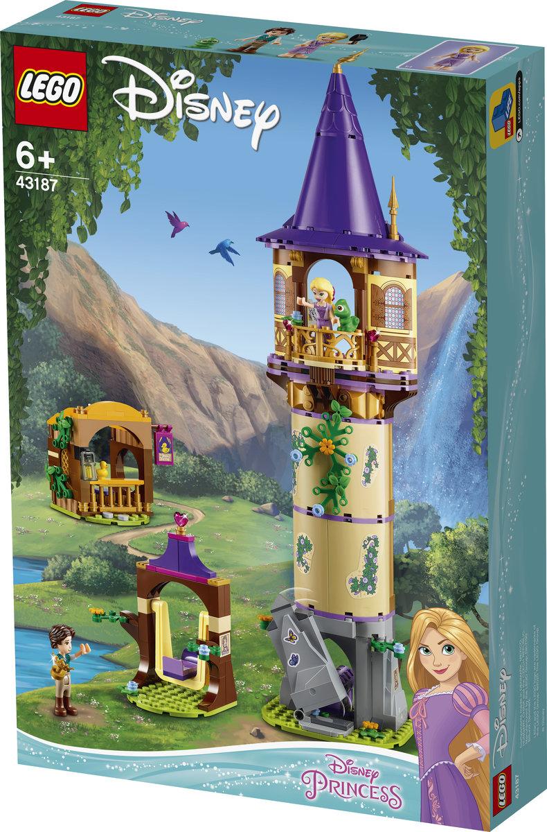 Újdonság Disney™ Aranyhaj tornya