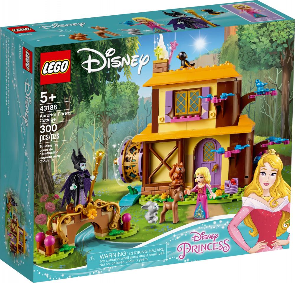 Disney™ Csipkerózsika erdei házikója