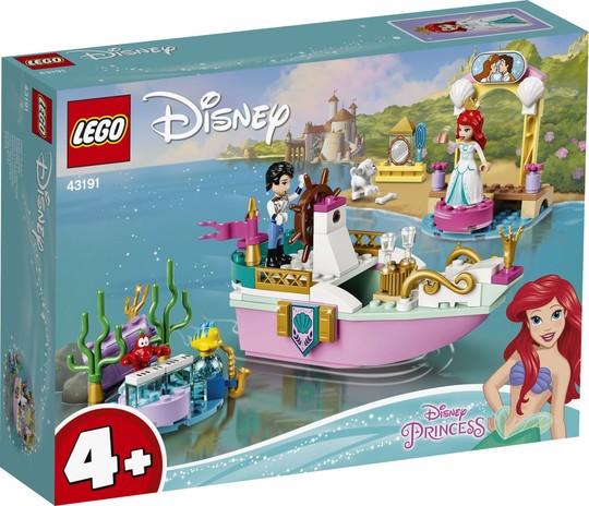 LEGO® 43191 - Ariel ünnepi hajója