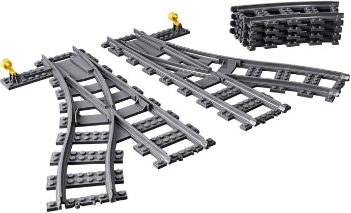 LEGO® 60238 - Váltók