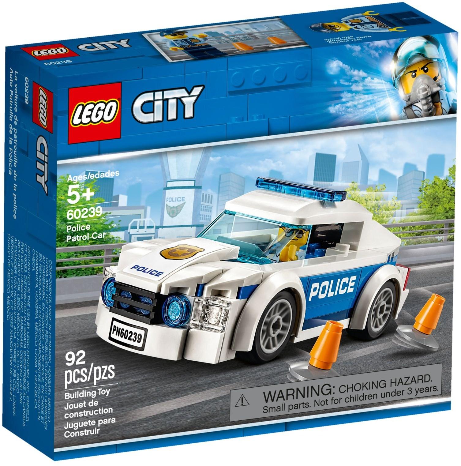 LEGO® 60239 - Rendőrségi járőrkocsi