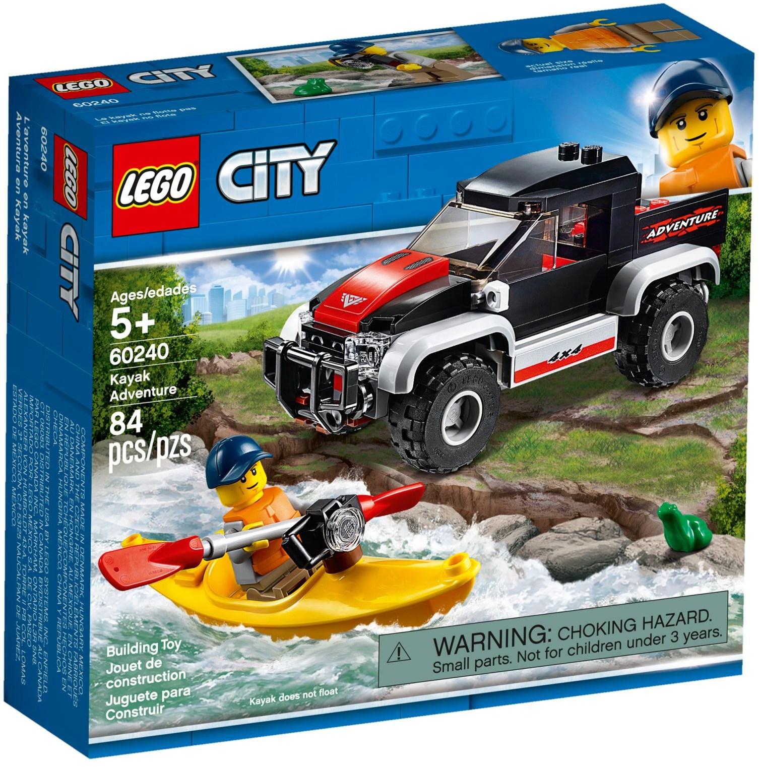 LEGO® 60240 - Kajakos kaland