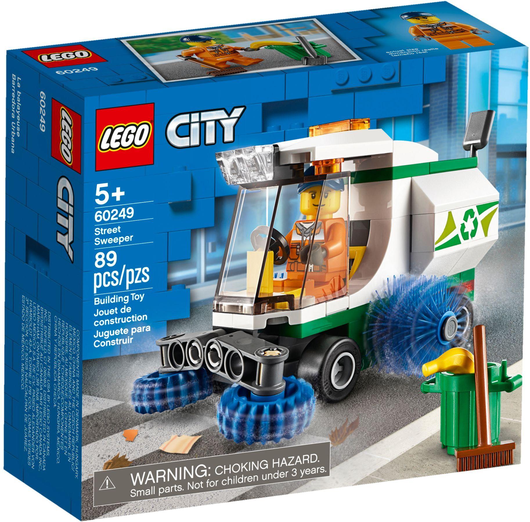 LEGO® 60249 - Utcaseprő gép