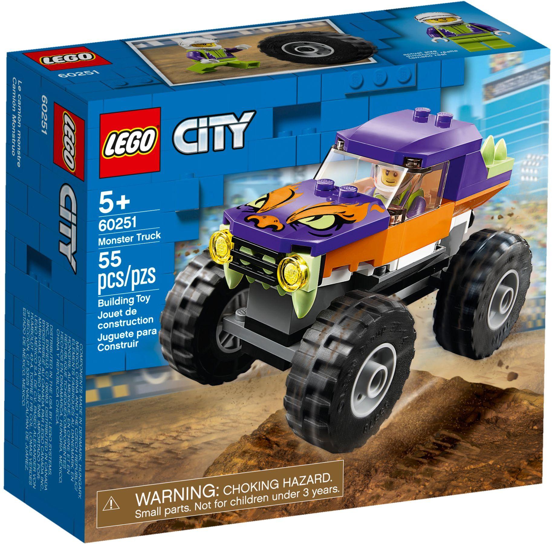 LEGO® 60251 - Óriás-teherautó