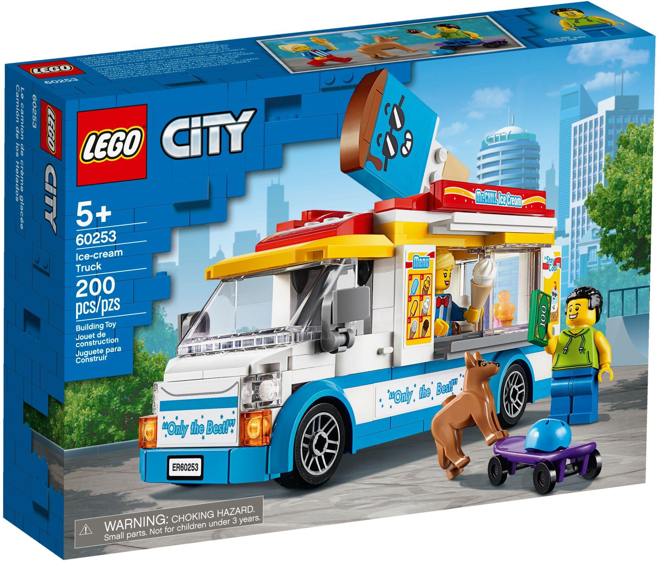 LEGO® 60253 - Fagylaltos kocsi