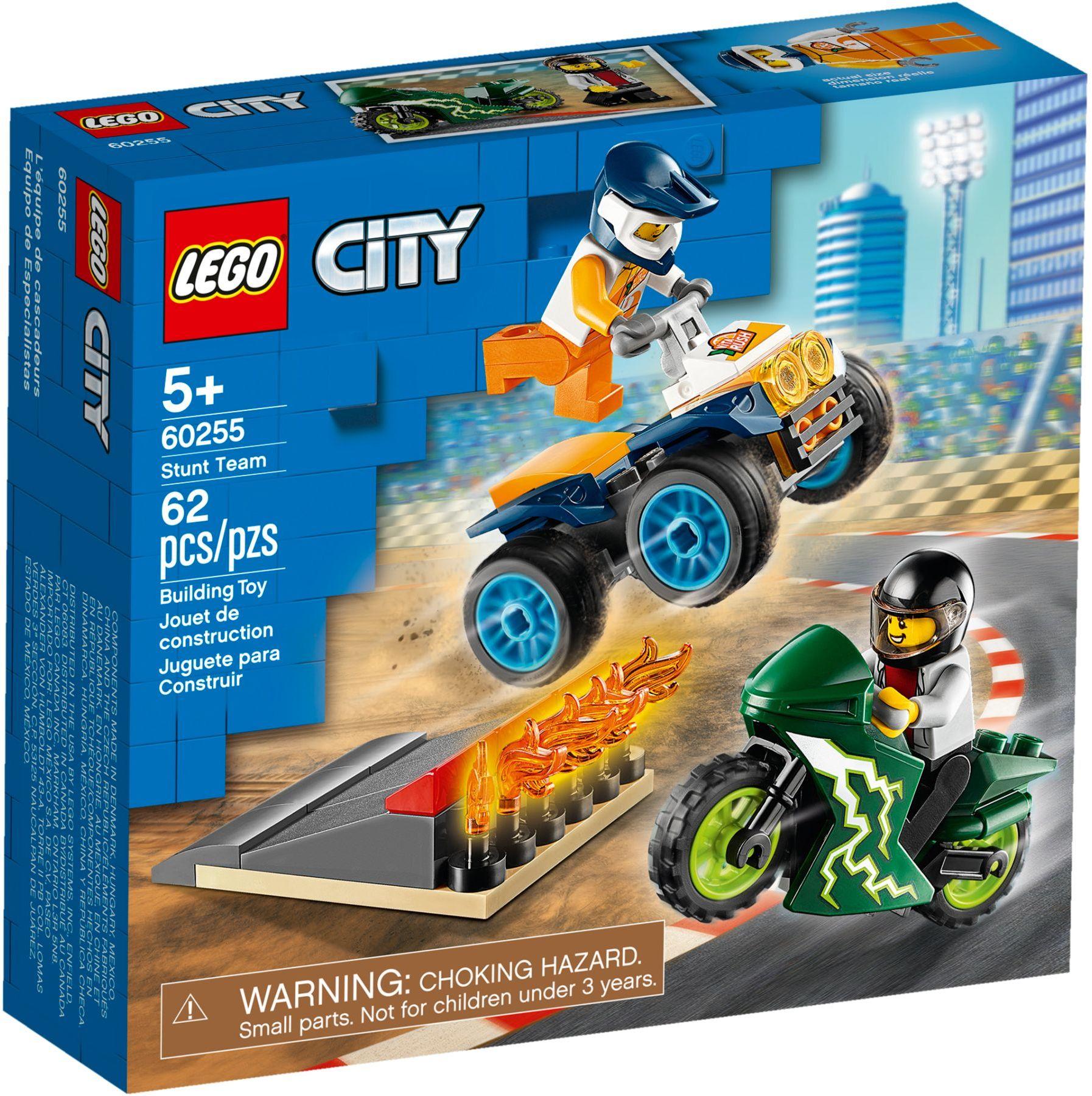 LEGO® 60255 - Kaszkadőr csapat