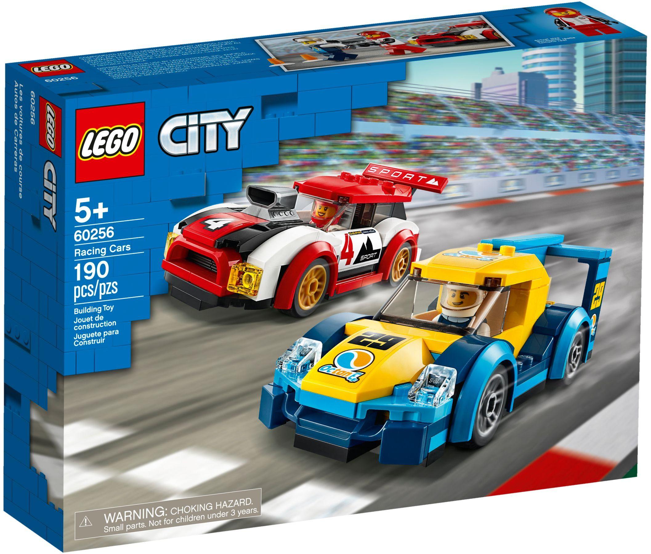 LEGO® 60256 - Versenyautók