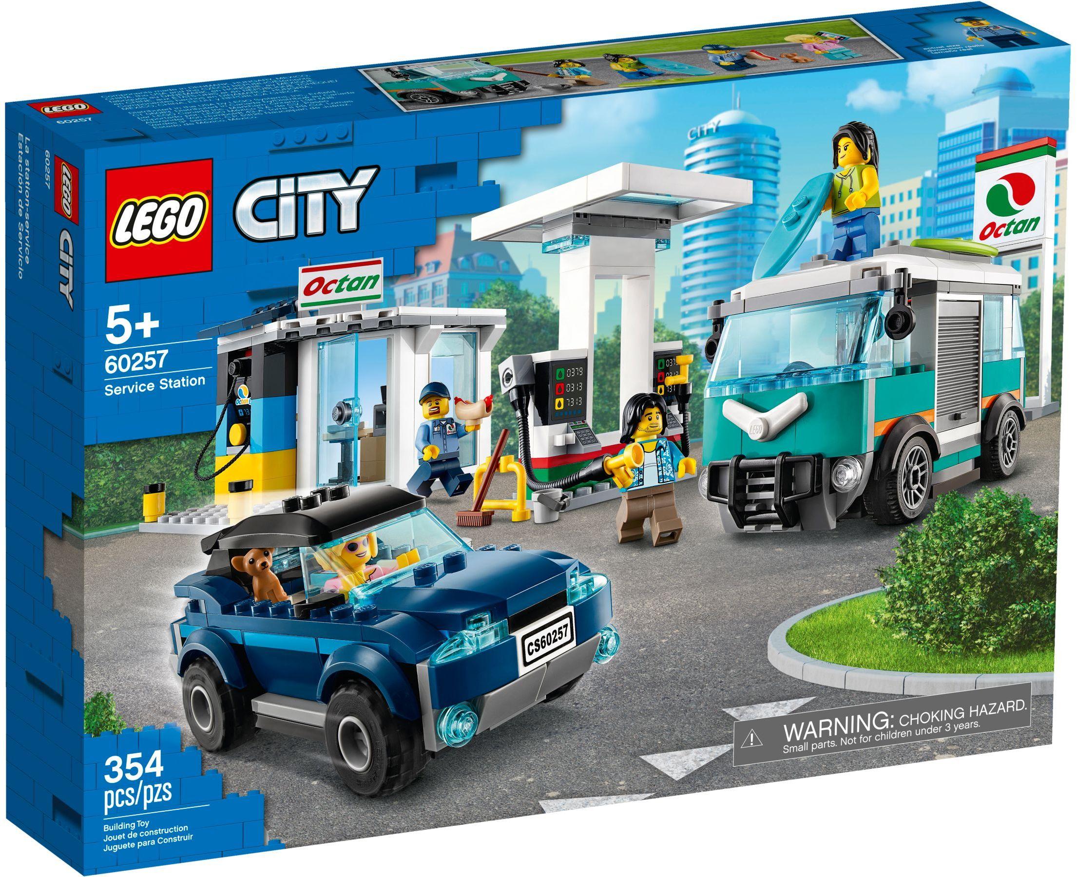 LEGO® 60257 - Benzinkút