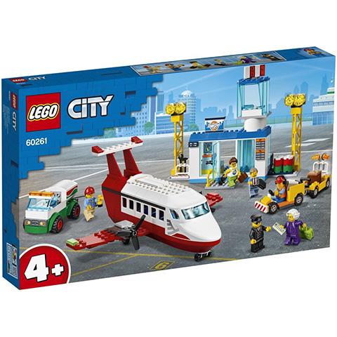LEGO® 60261 - Központi Repülőtér