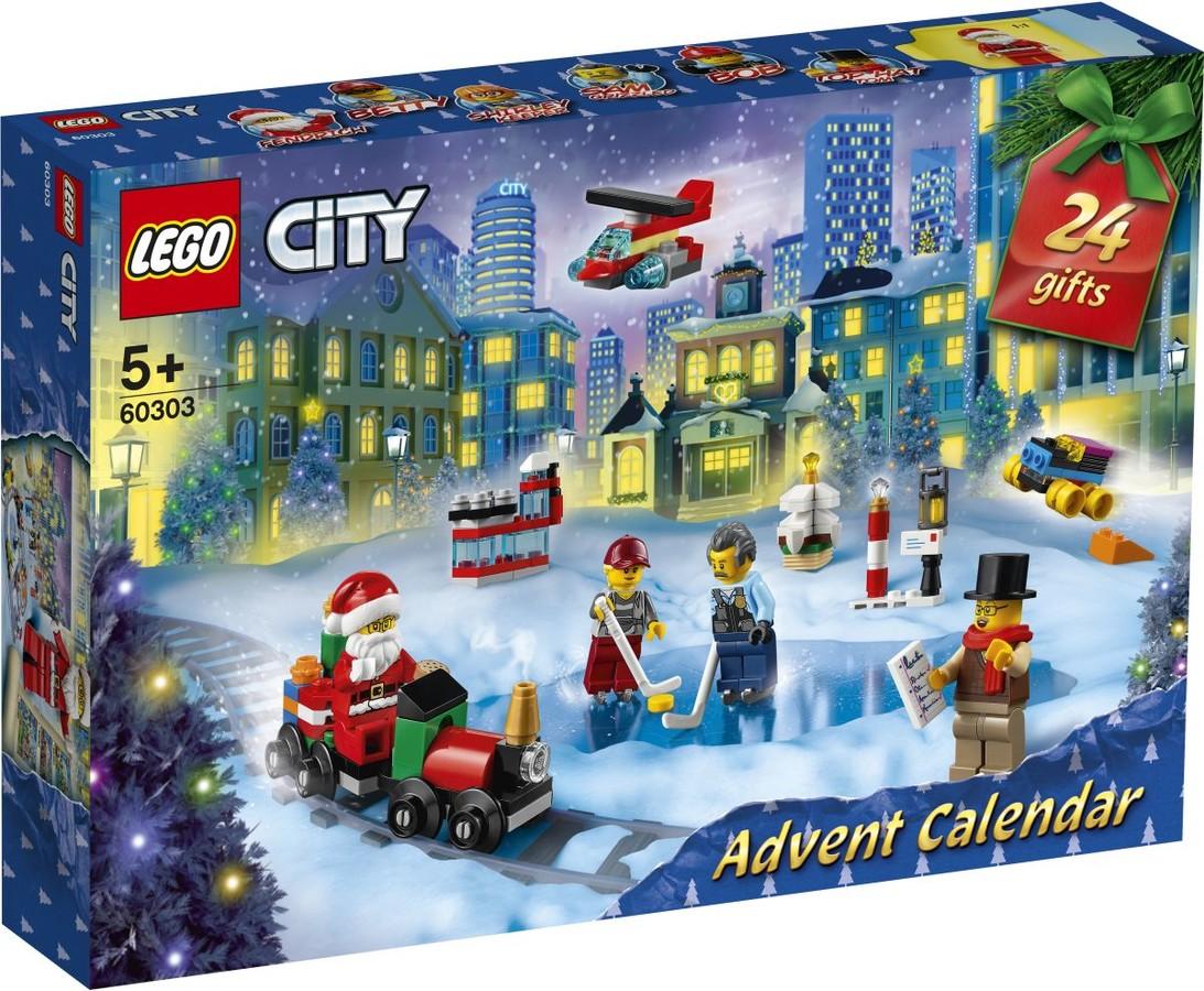 City 60303 - LEGO® City Adventi Naptár