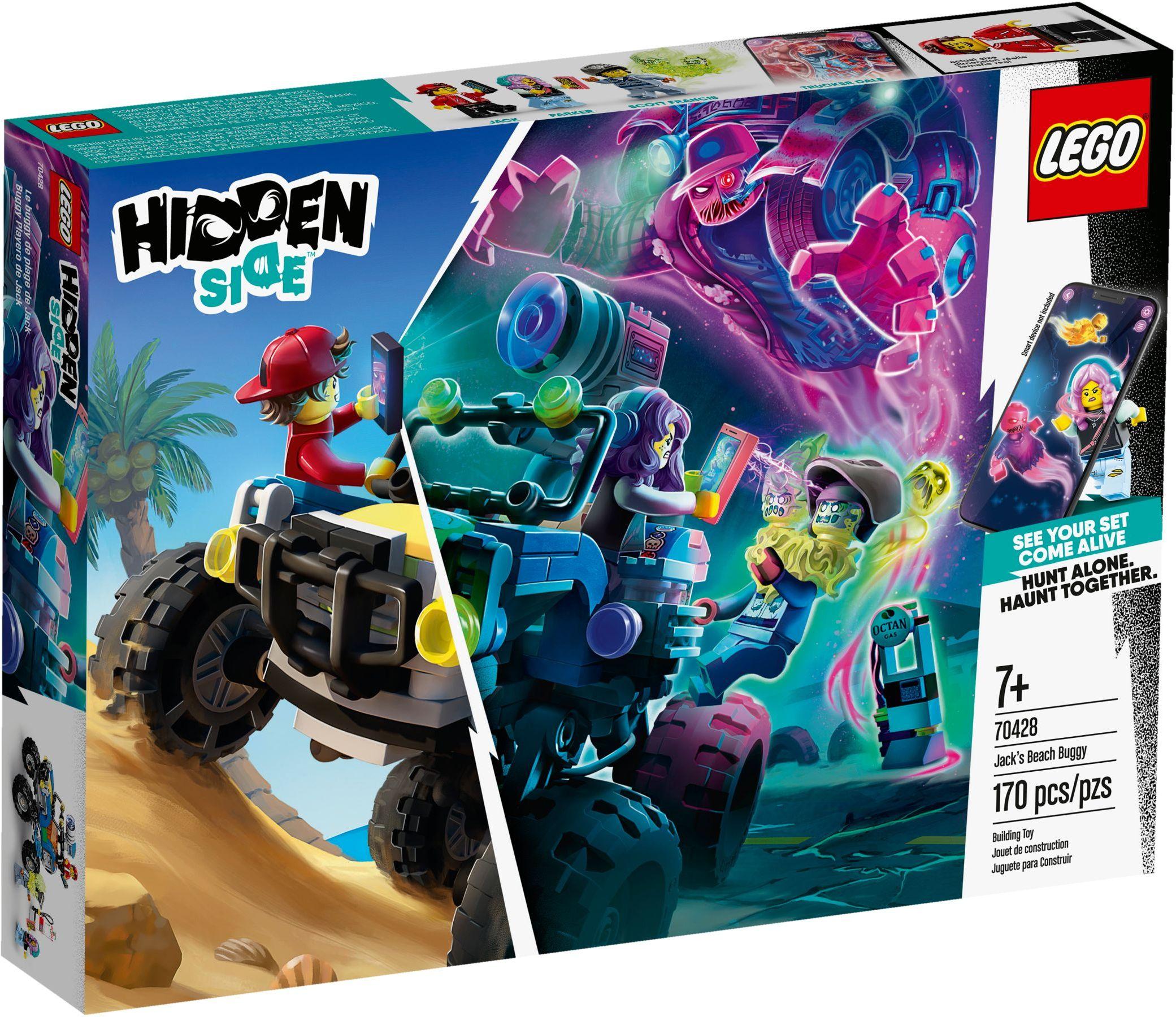 LEGO® 70428 - Jack homokfutója