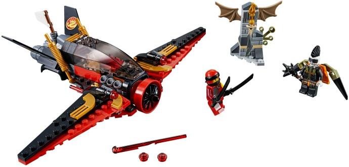 LEGO® A Sors szárnya