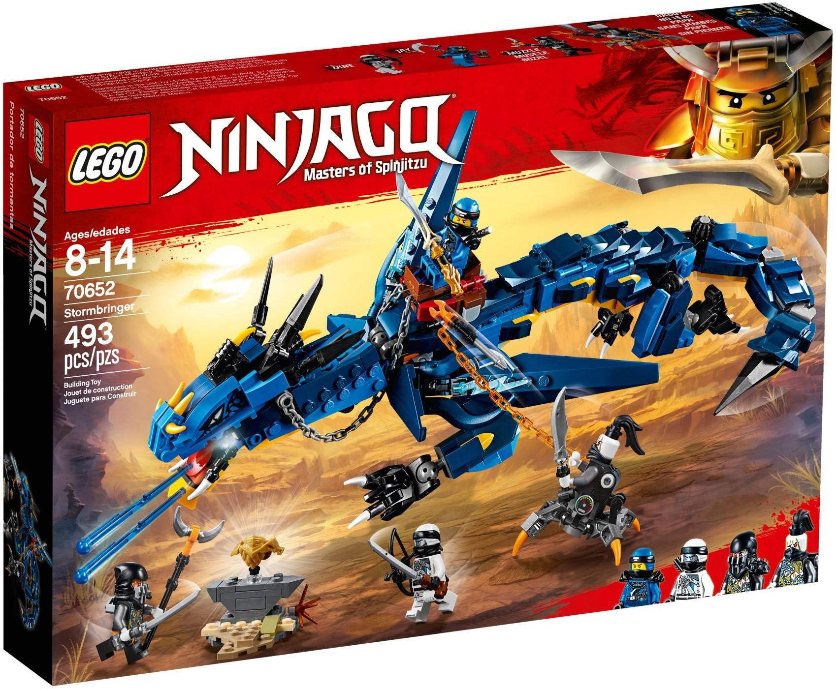 LEGO® 70652 - Viharkeltő