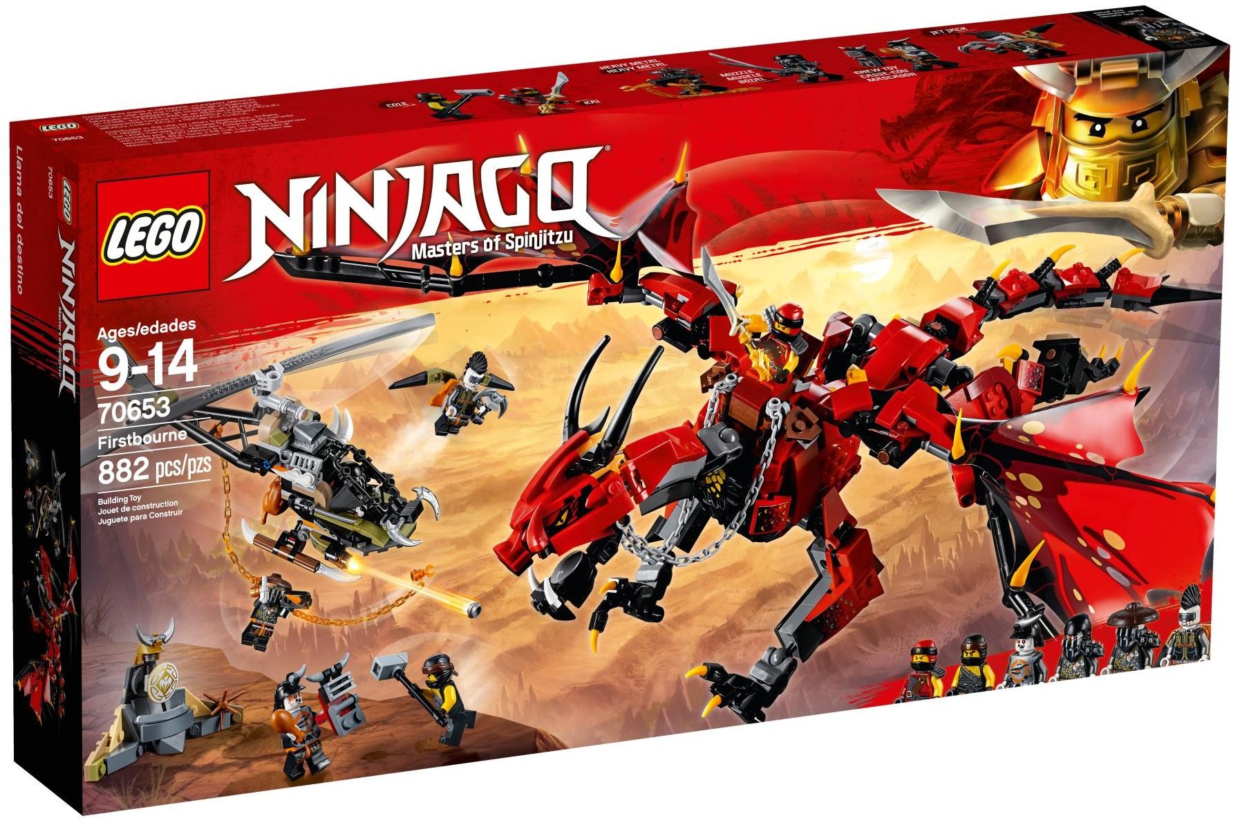 LEGO® 70653 - Firstbourne