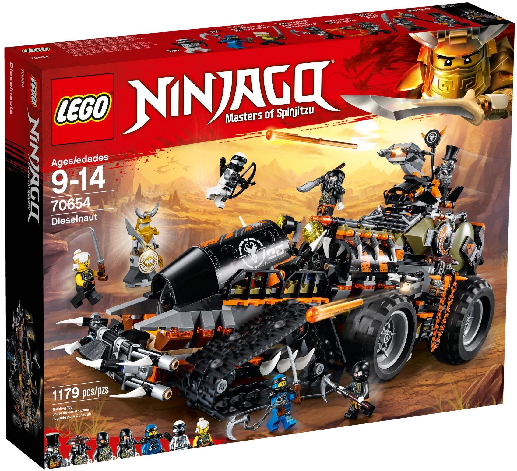 LEGO® 70654 - Dieselnaut