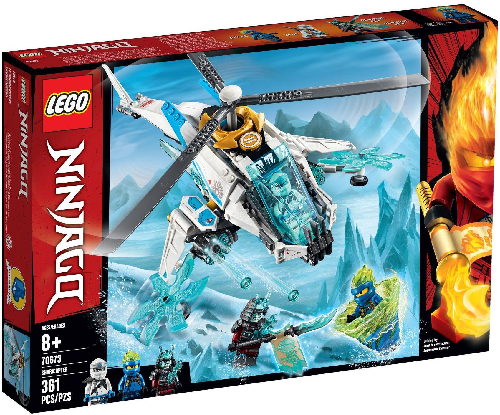 LEGO® Shurikopter