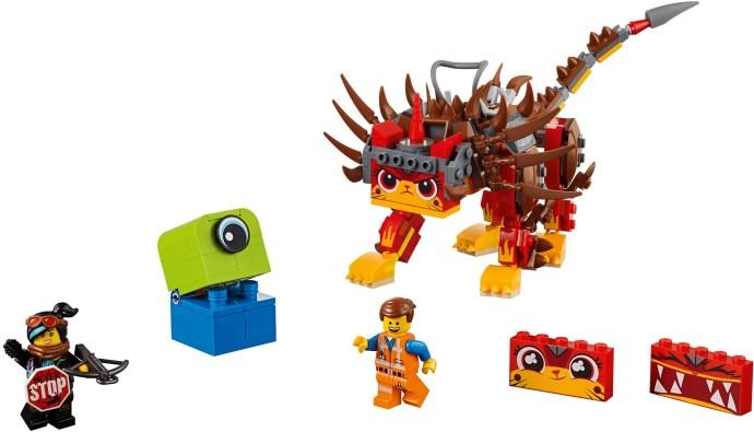 LEGO® 70827 - UltraKatty és harcos Lucy!