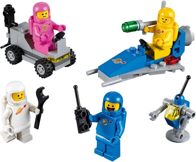 LEGO® 70841 - Benny űrosztaga
