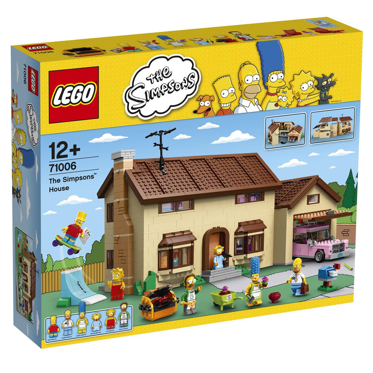 A Simpson család™ háza