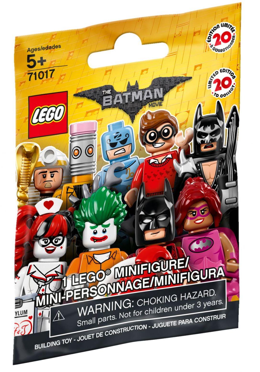A LEGO® BATMAN FILM sorozat