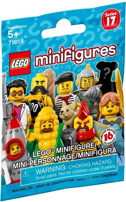 LEGO® Minifigurák Gyűjthető Minifigurák - 17. sorozat