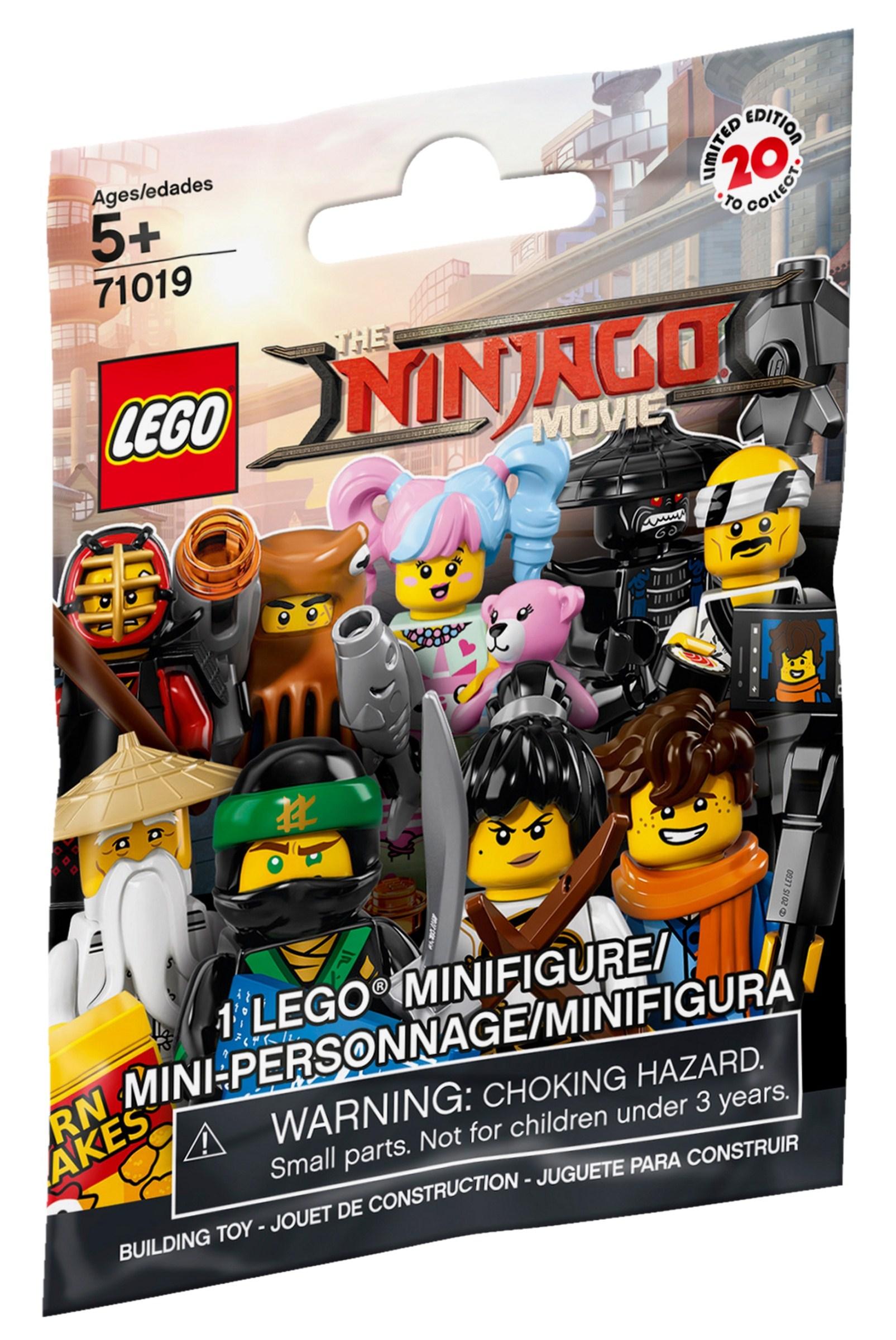 LEGO® 71019 - LEGO Minifigurák - A LEGO NINJAGO FILM