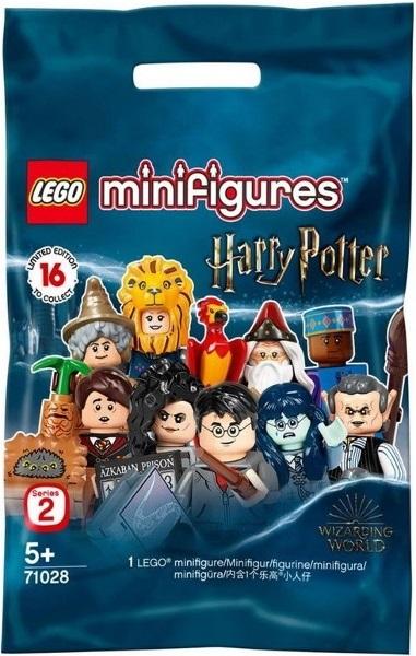 LEGO® 71028 - Harry Potter 2. sorozat Zsákbamacska