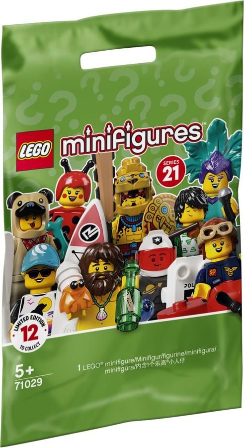 LEGO® 71029 - 21. sorozat - TELJES SOROZAT - 12 DB FIGURA