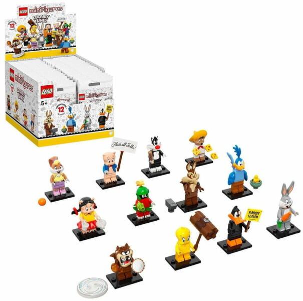 71030 - Looney Tunes™ - TELJES SOR 12 darab figura