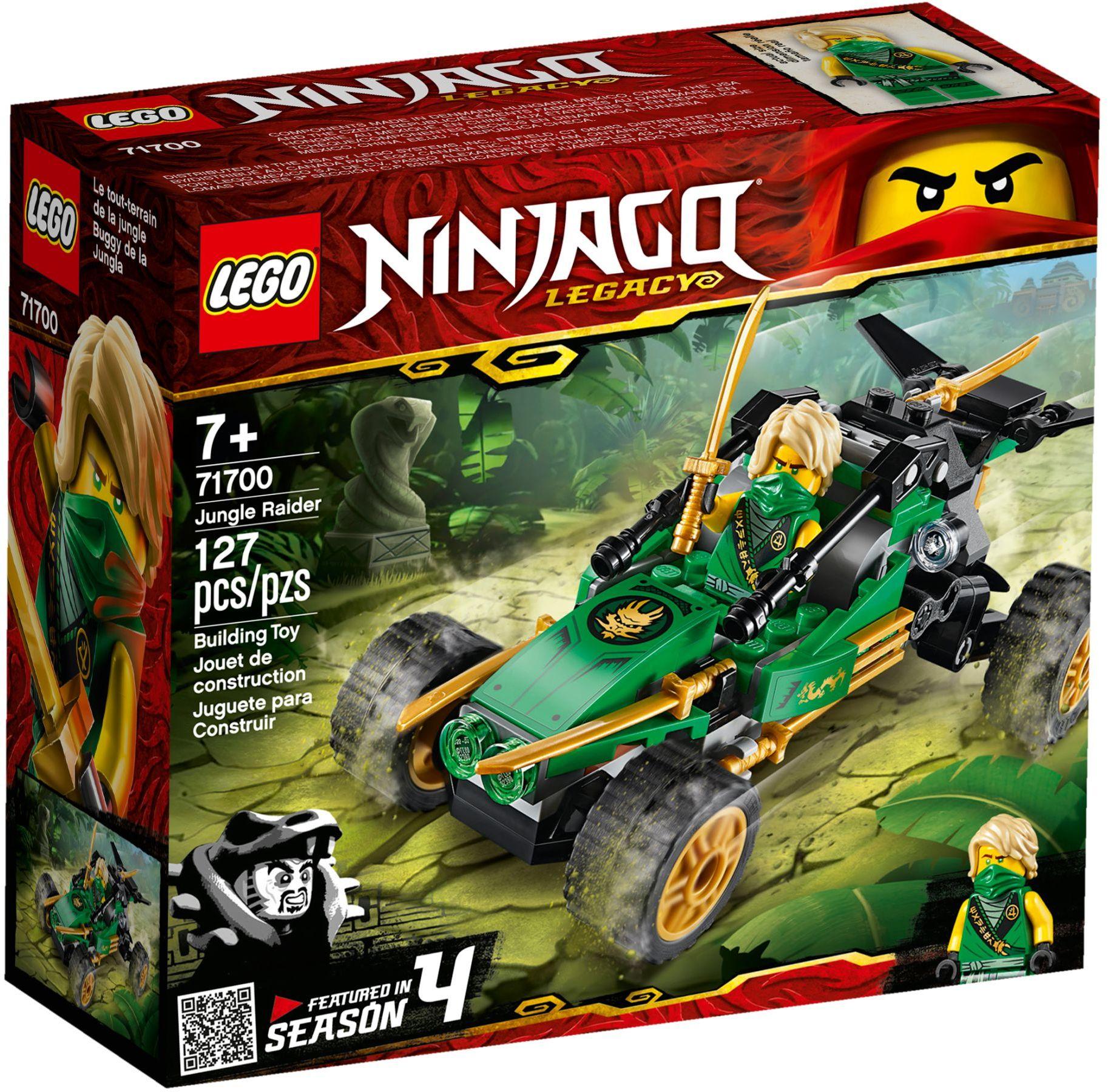 LEGO® 71700 - Dzsungeljáró