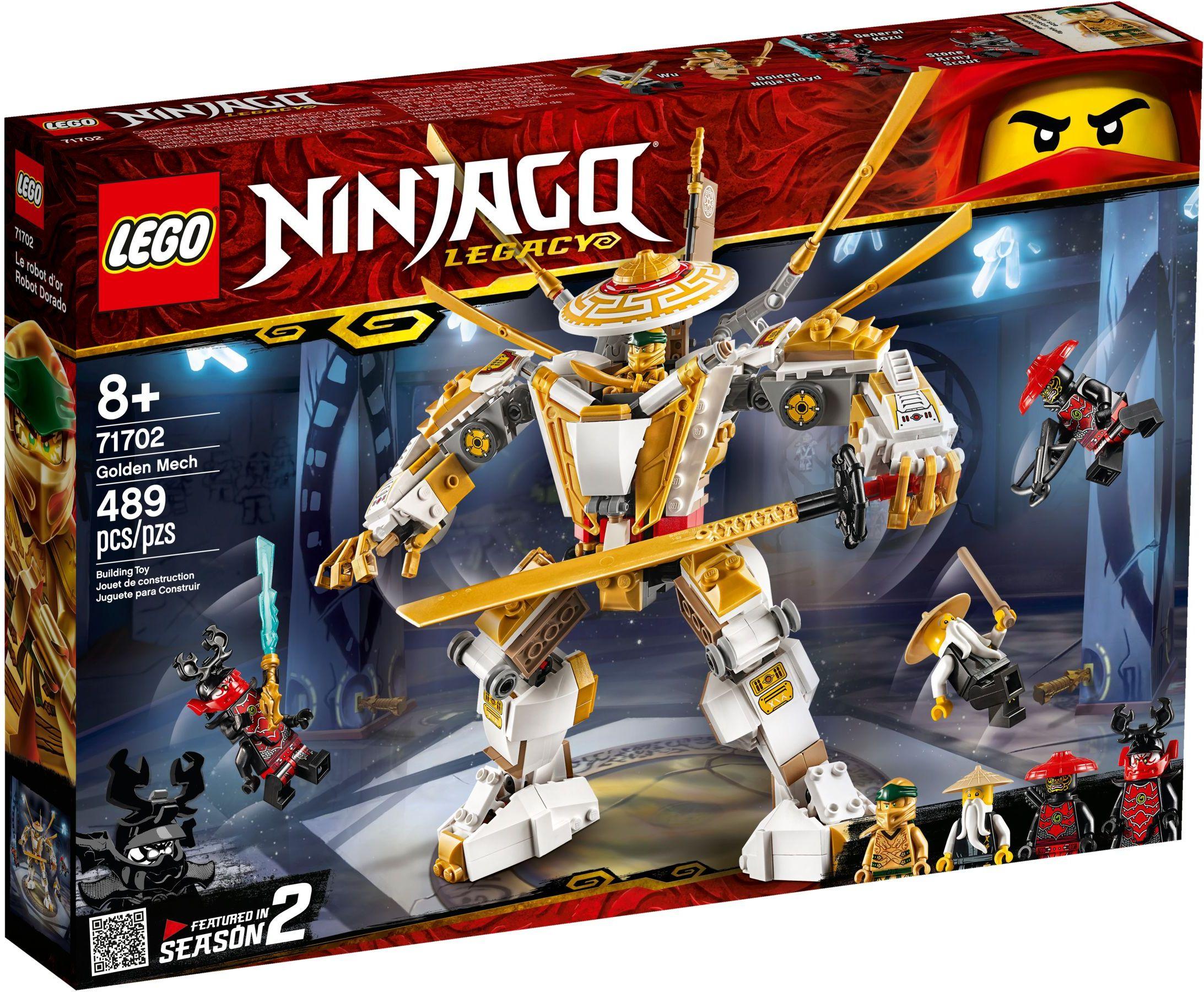 LEGO® 71702 - Arany mech