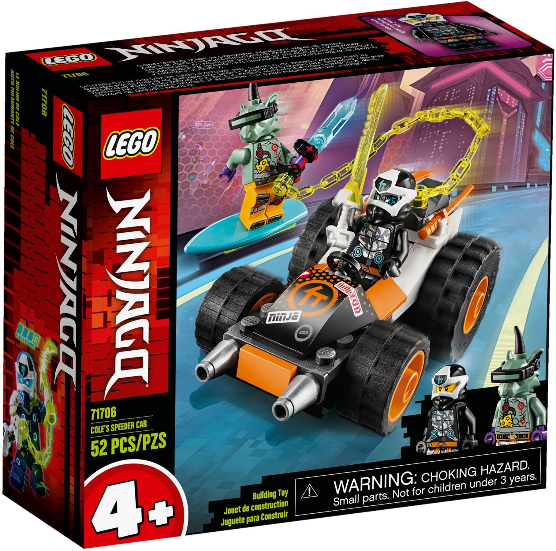 LEGO® 71706 - Cole speedere