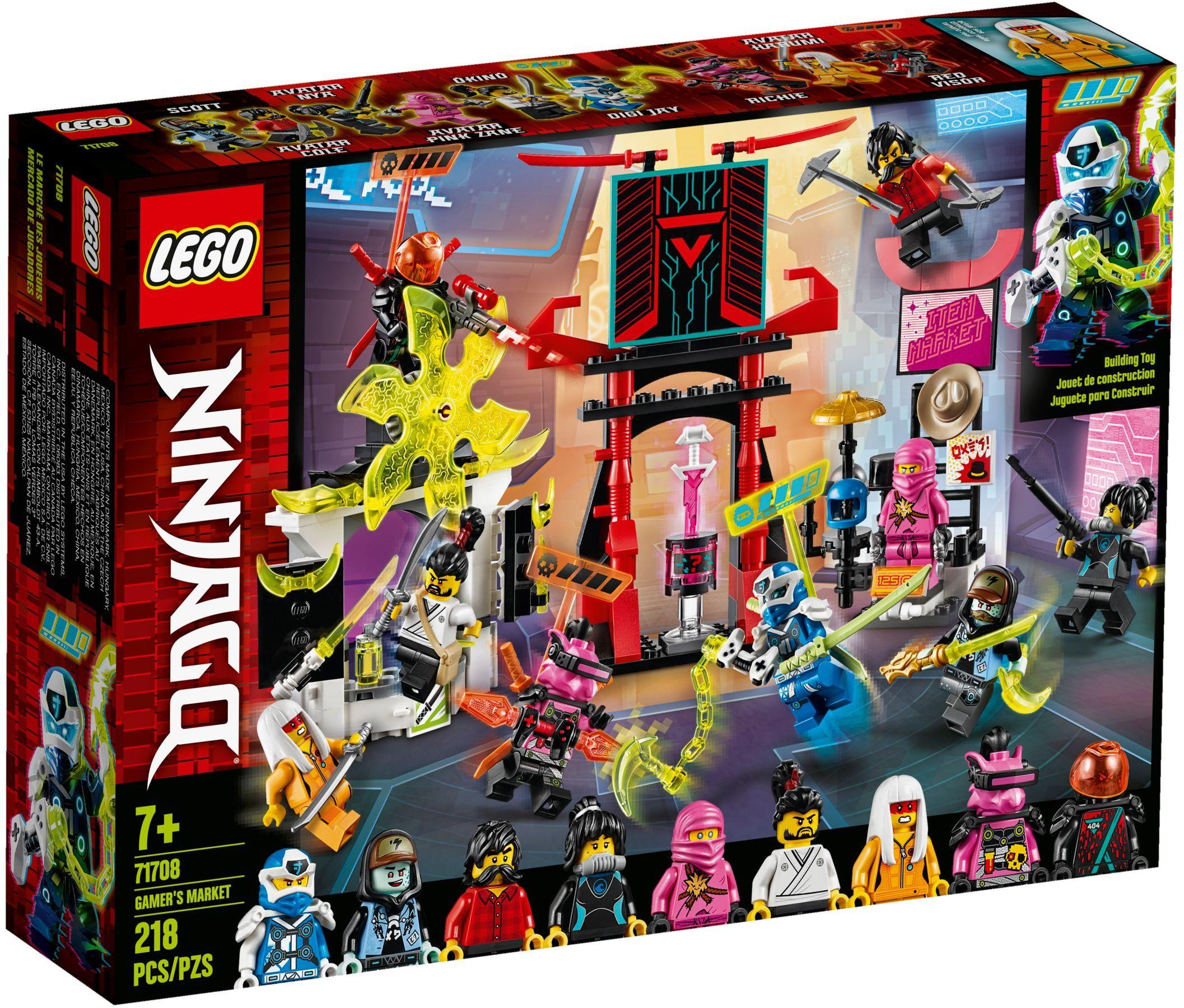 LEGO® 71708 - Játékosok piaca