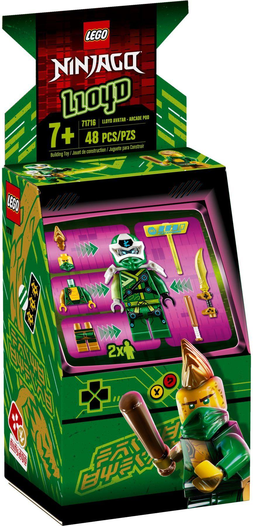 LEGO® 71716 - Lloyd Avatár - Játékautomata