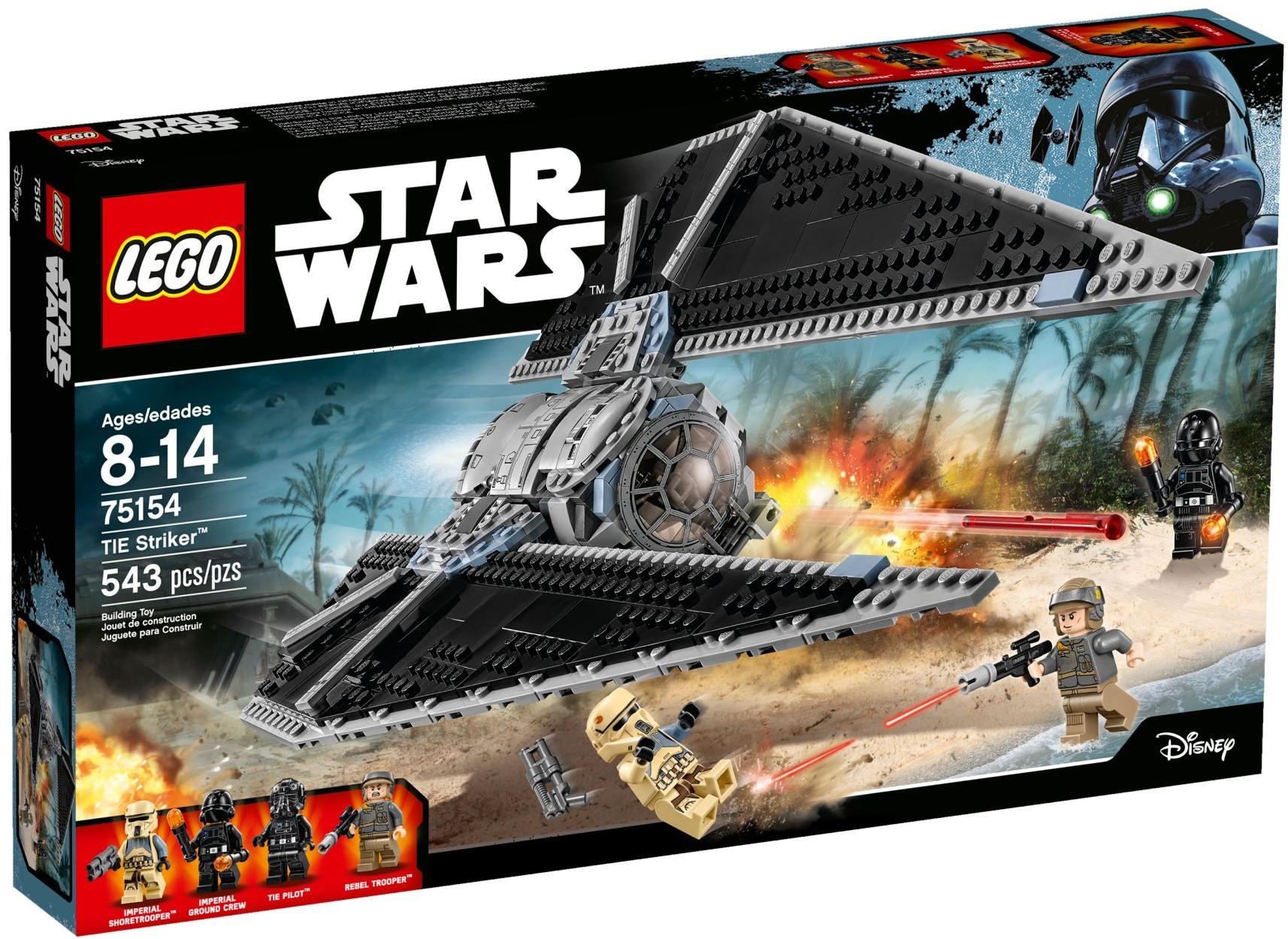 LEGO® TIE bombázó