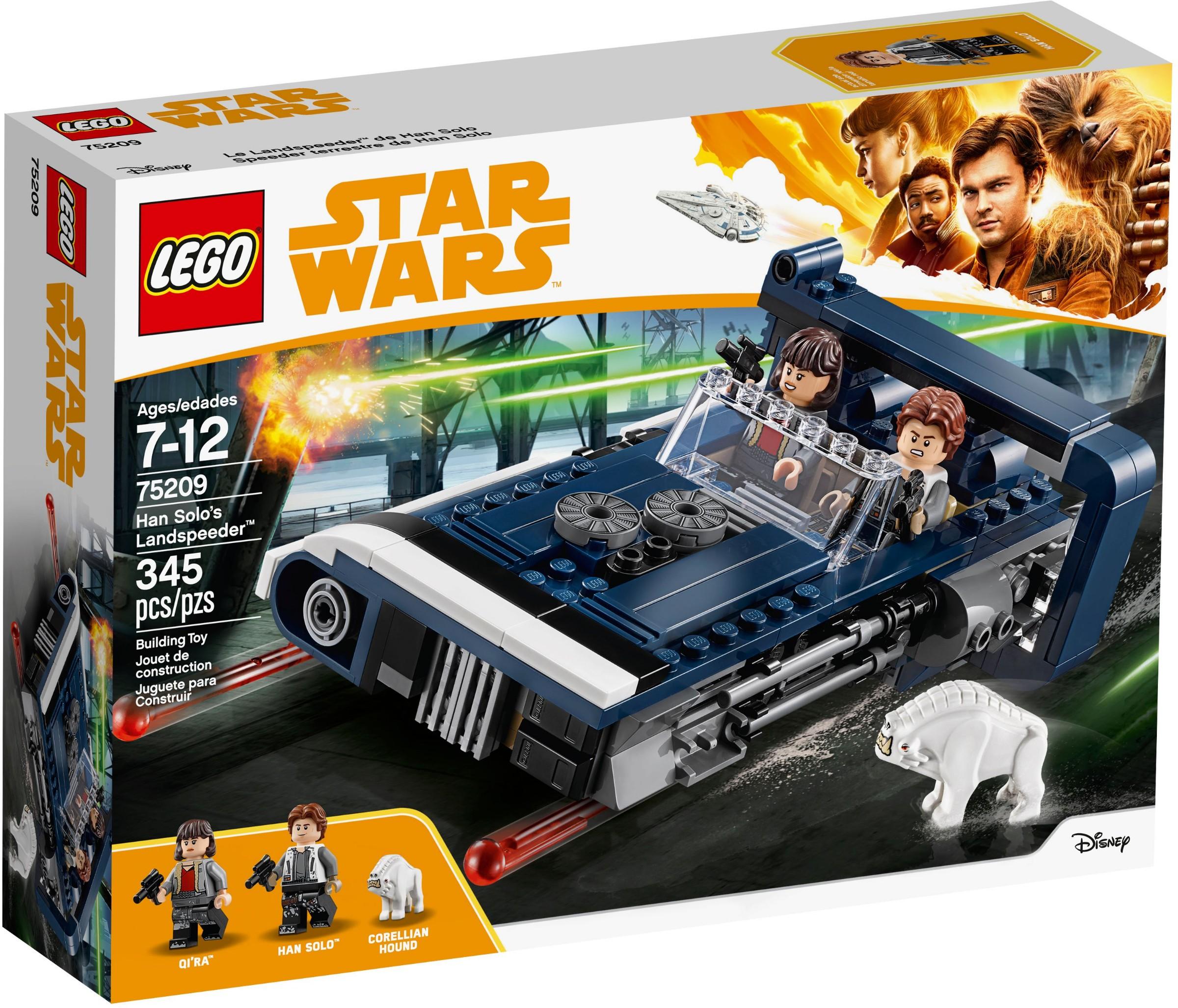 Han Solo terepsiklója™