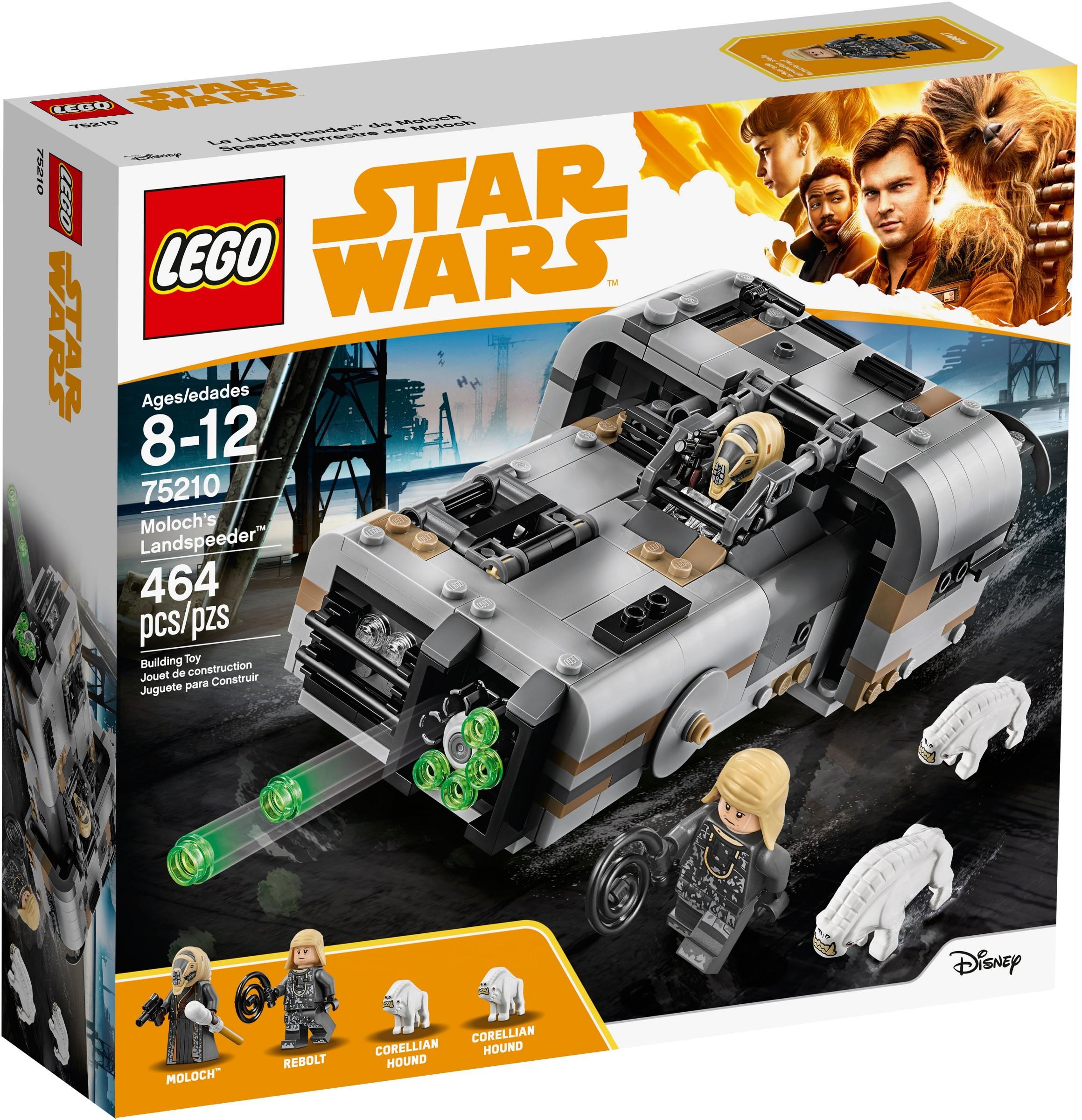 LEGO® 75210 - Moloch terepsiklója™