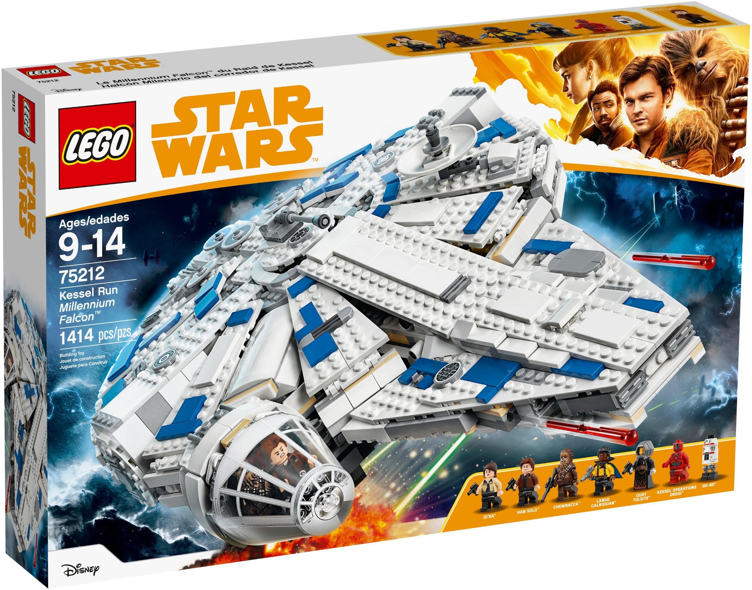 LEGO® 75212 - Kessel Millennium Falcon™