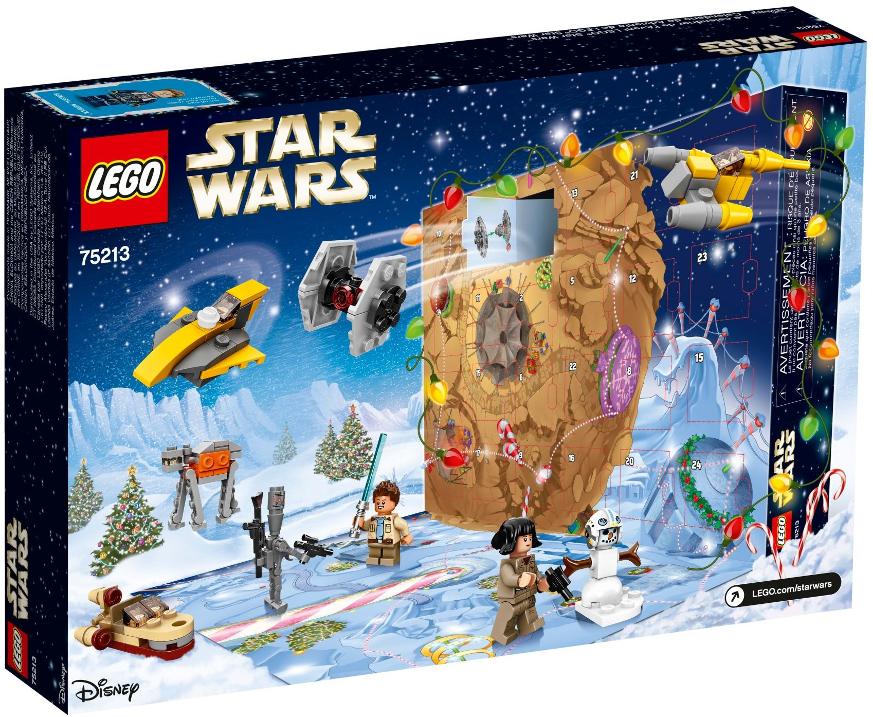 LEGO® Star Wars™ Adventi naptár