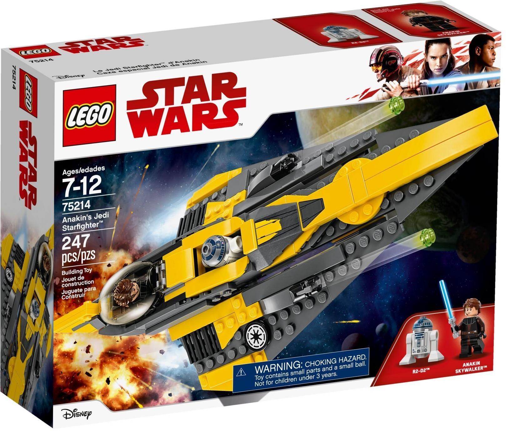 LEGO® 75214 - Anakin Jedi csillagvadásza™