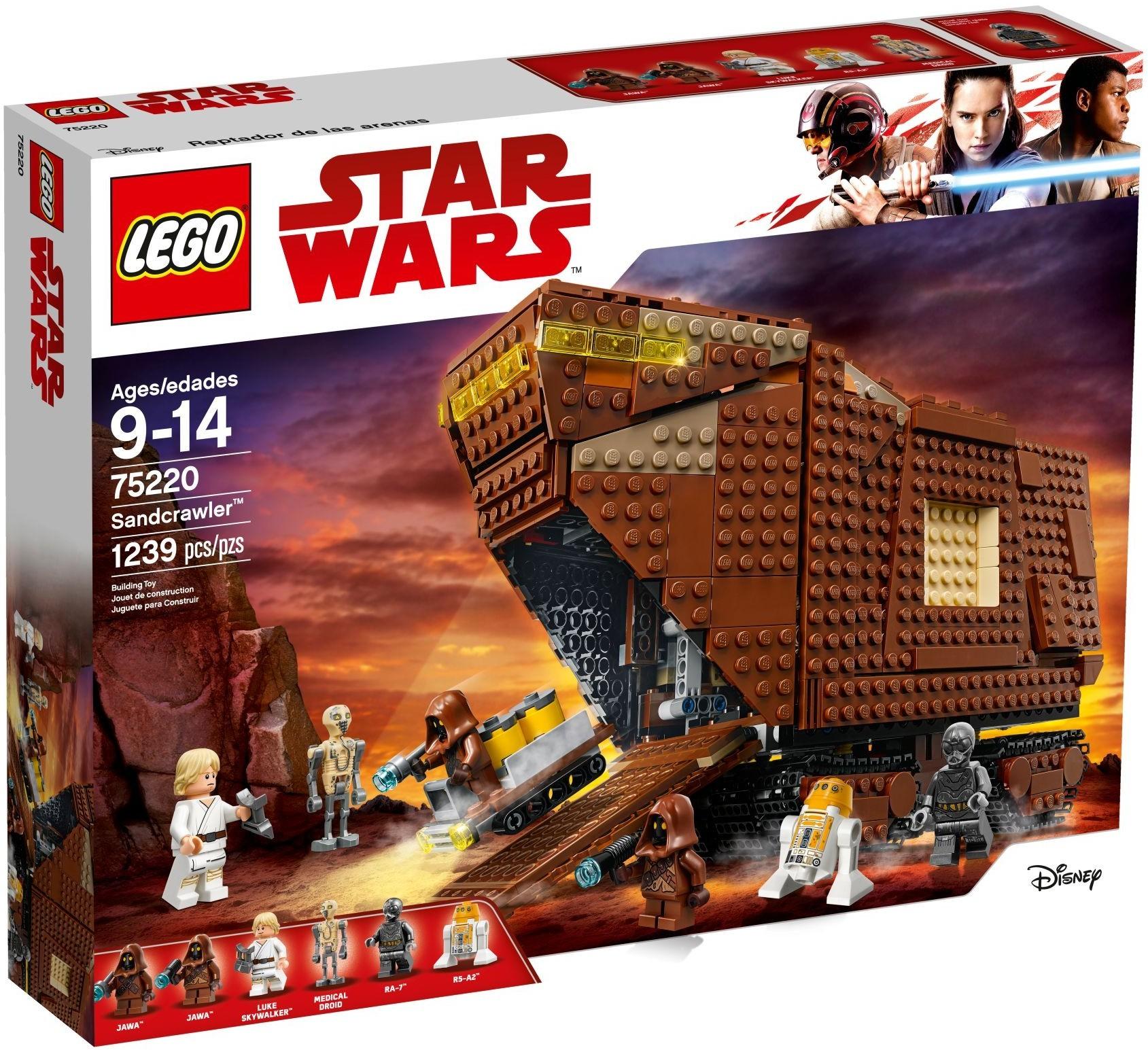 LEGO® 75220 - Homokfutó bányagép™