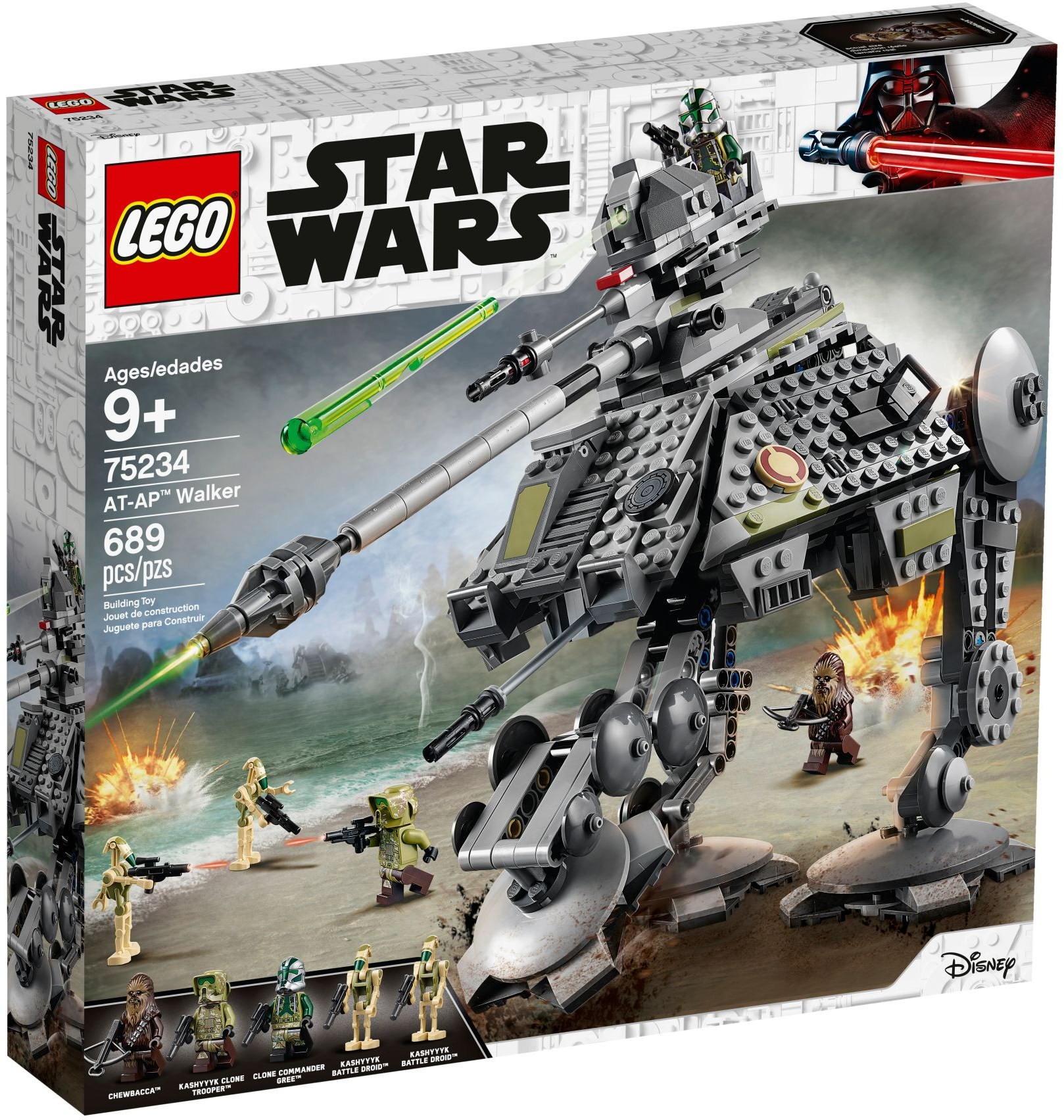 LEGO Star Wars™ AT-AP™ lépegető