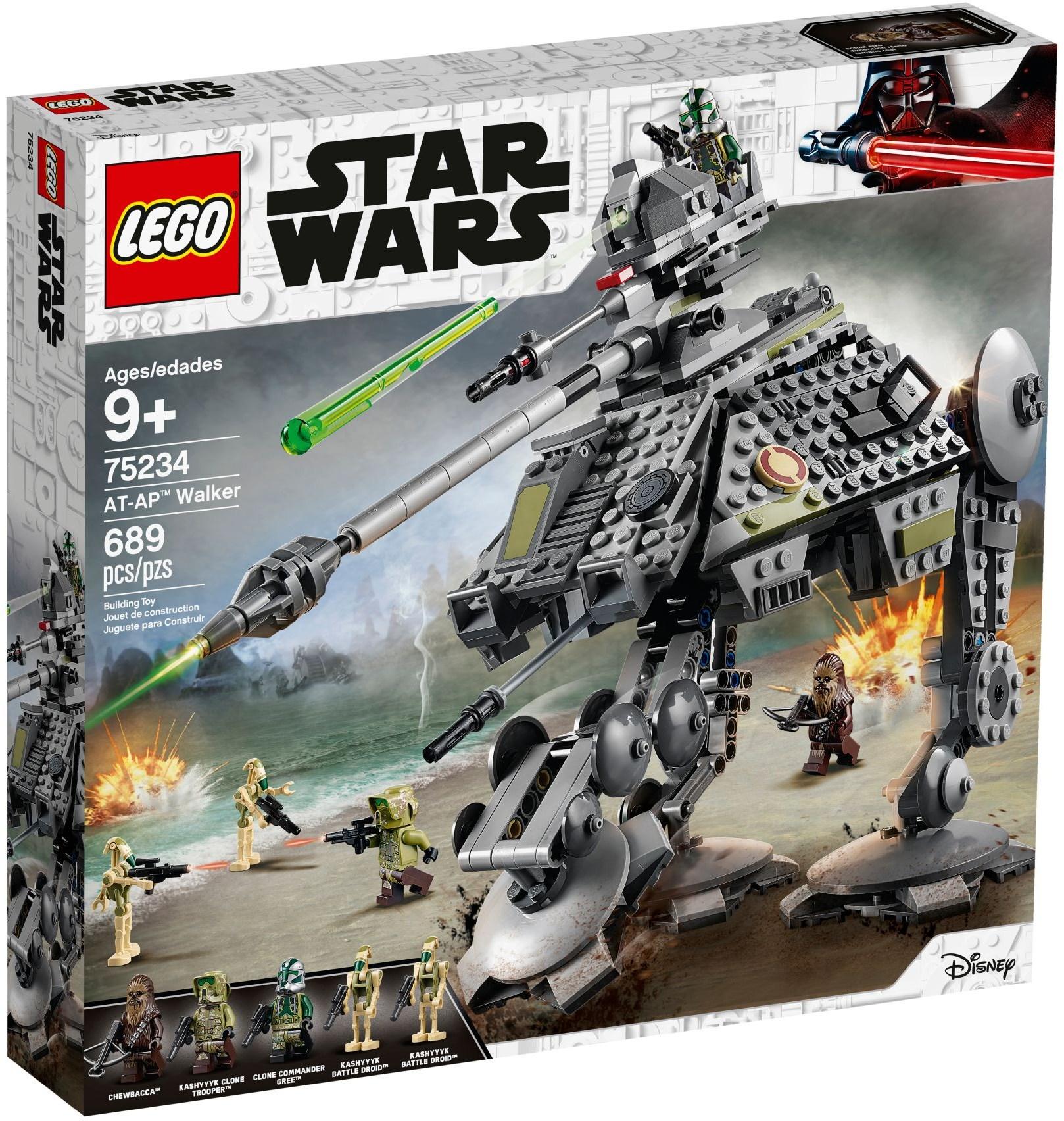 LEGO Star Wars™ AT-AP™ lépegető