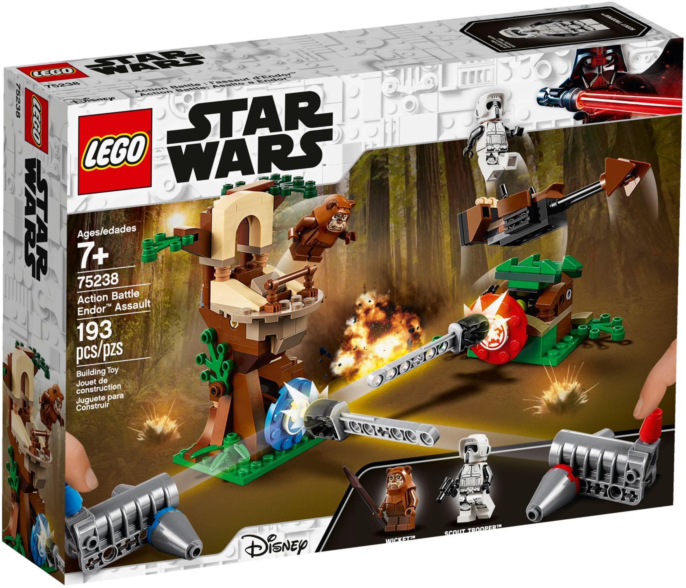 LEGO® Action Battle Endor támadás