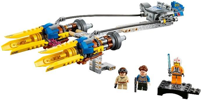 LEGO® Anakin fogata – 20. évfordulós kiadás