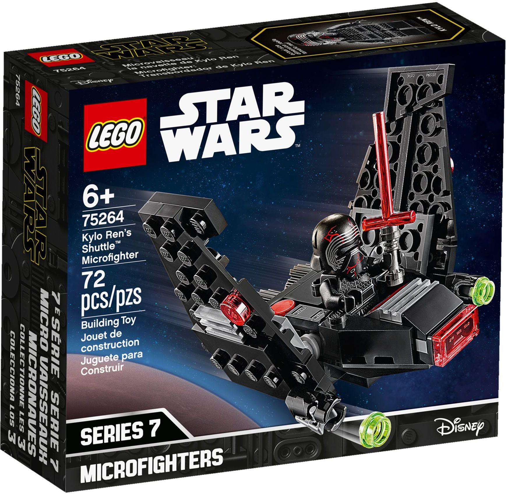 LEGO® 75264 - Kylo Ren űrsiklója™ Microfighter