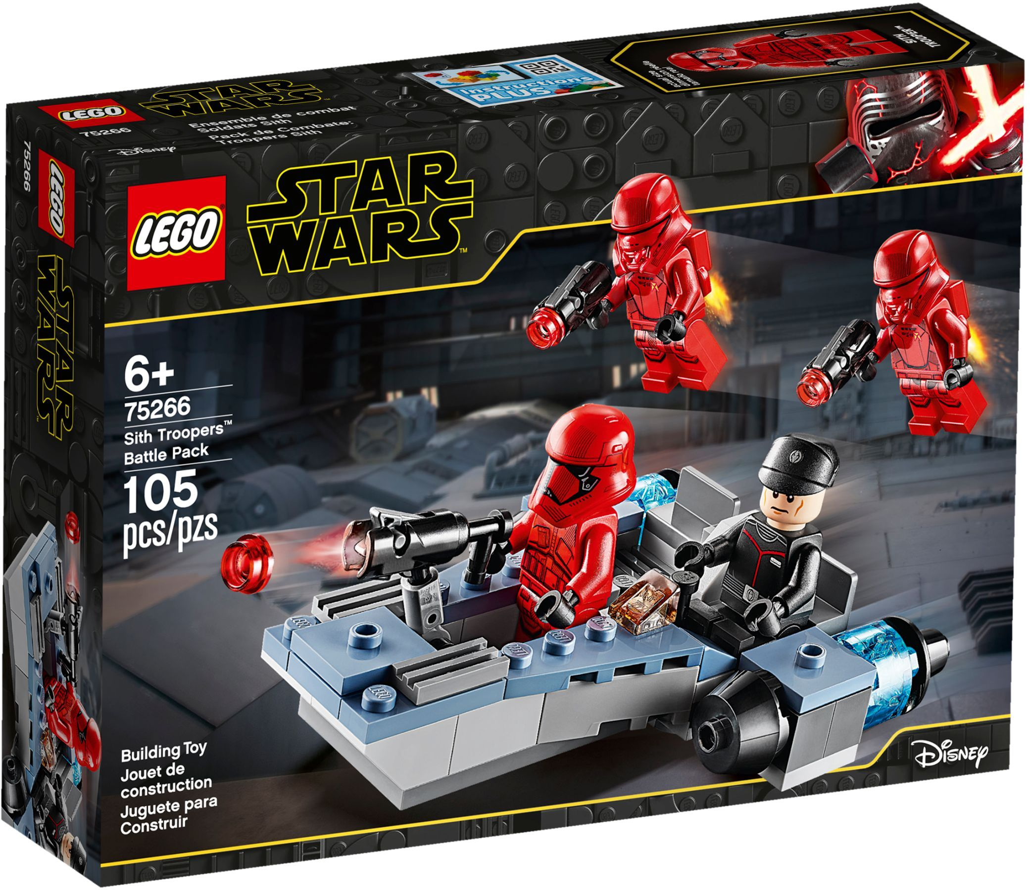 LEGO® 75266 - Sith Troopers™ Battle Pack